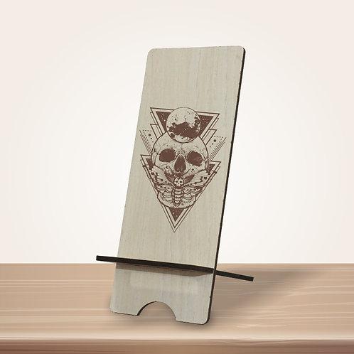 Horror Skull Mobile Stand