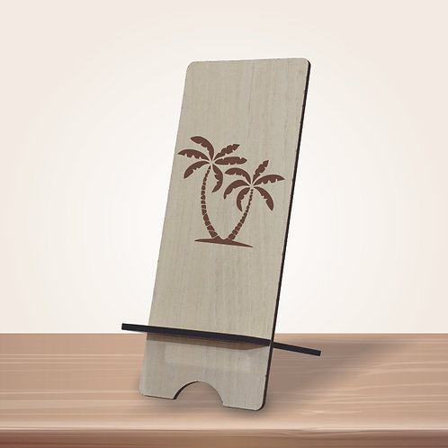 Coconut Tree mobile stand