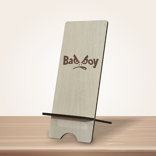 Bad Boy mobile stand