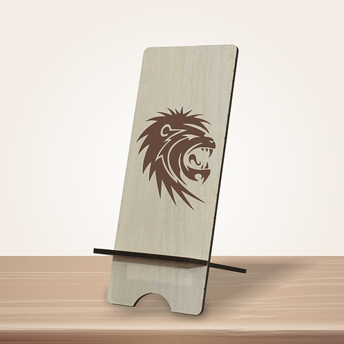 Lion mobile stand