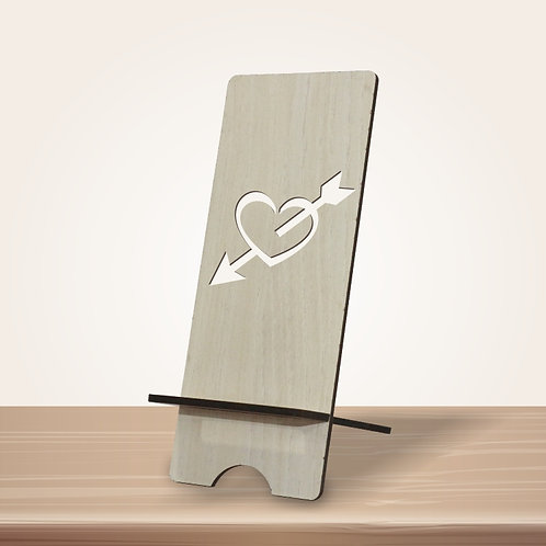 Heart Mobile Stand