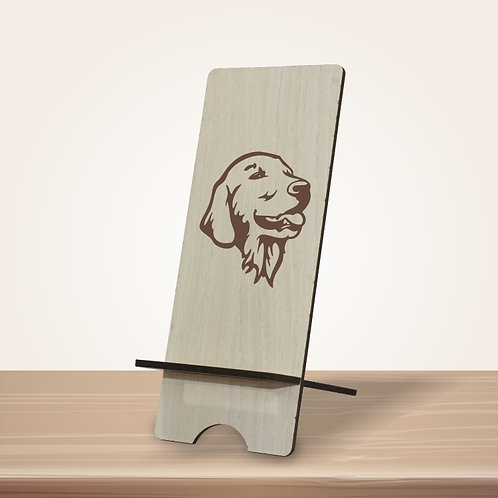 Happy Dog Mobile Stand