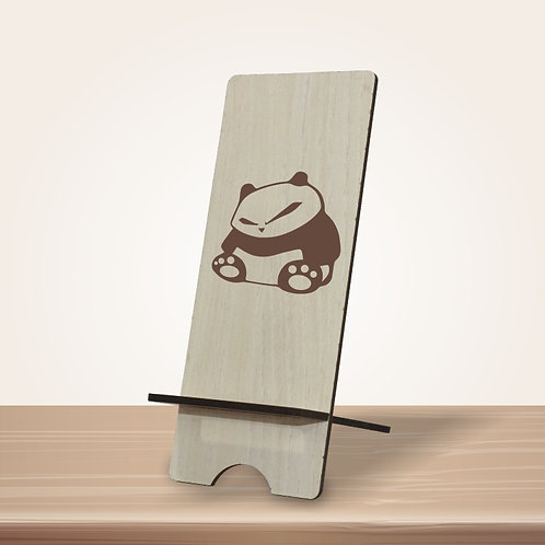 Sleeping Panda mobile stand