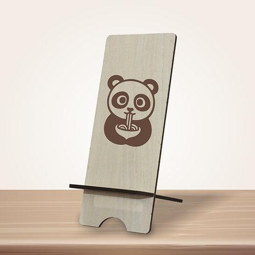 Cute Panda Tree mobile stand