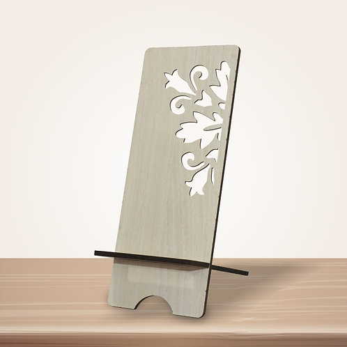 Floral Mobile Stand