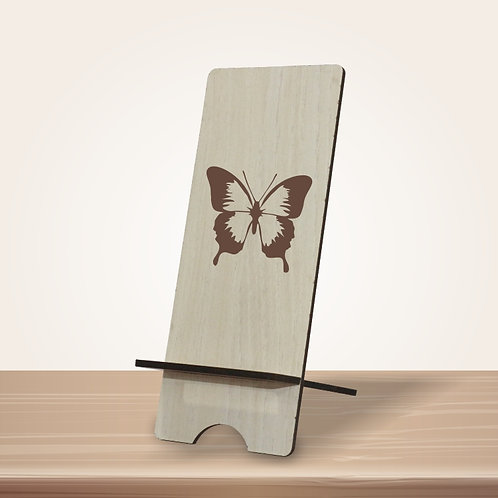 Butterfly mobile stand