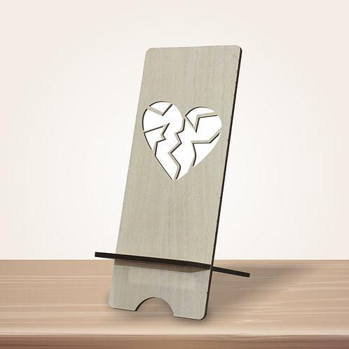 Broken Design Mobile Stand