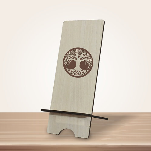 Old Tree Mobile Stand