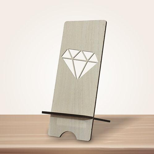 Diamond Mobile Stand