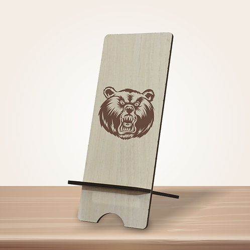Bear mobile stand