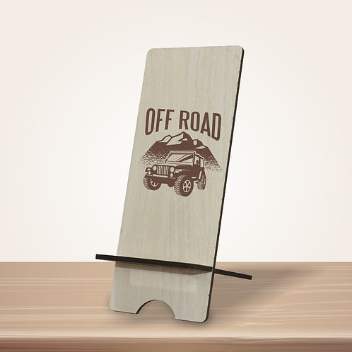Off Roading mobile stand