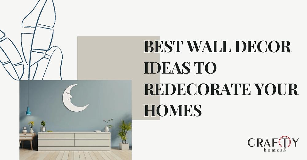 wall decor ideas wall decoration items