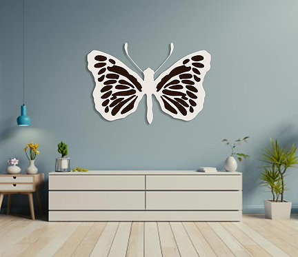 Butterfly-Wall-Hanging