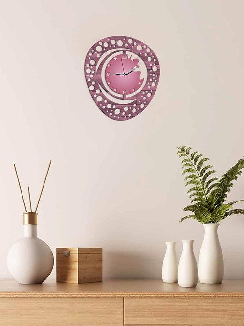 Oval Wall Clock