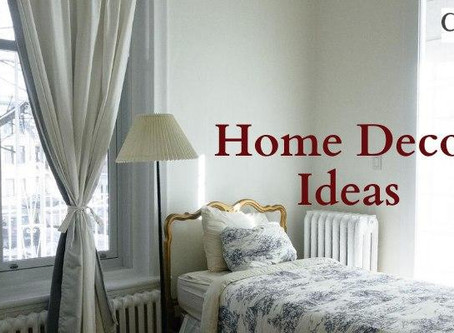 Best Home Decor Ideas to Try