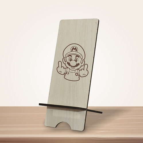 Mario mobile stand