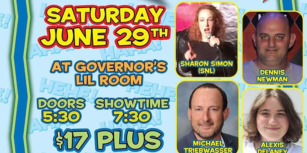 Governors Comedy Club