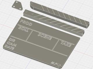 Printable Insert Slate