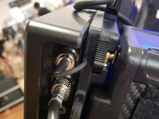 Wireless Transmitter Anton Bauer Monitor Bracket