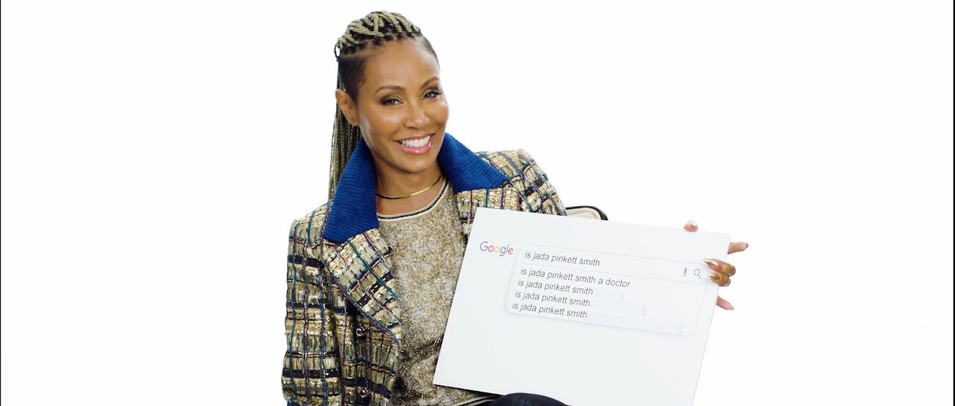 ada Pinkett Smith Answers the Web's Most Searched Questions