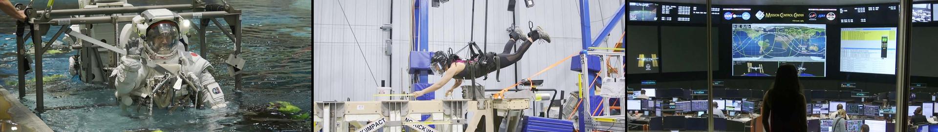 I Trained Like a NASA Astronaut   Michelle Khare