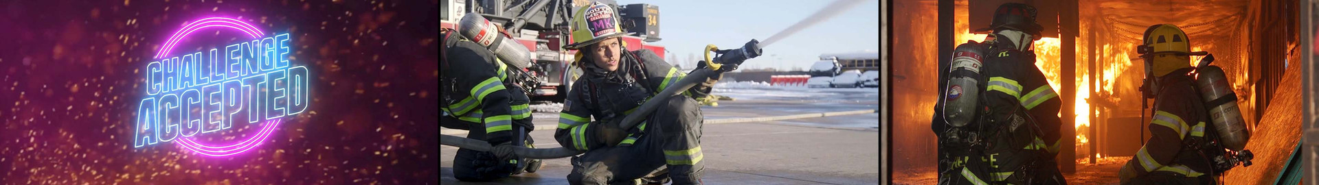 I Tried Firefighter Academy   Michelle Khare