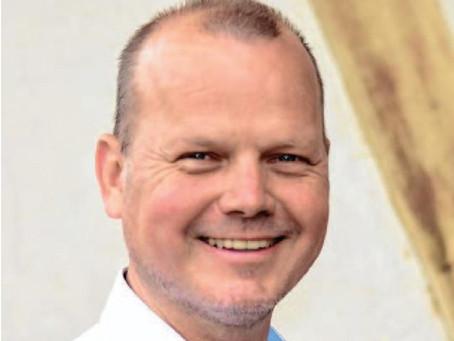 Dekan Oliver Wehrstein