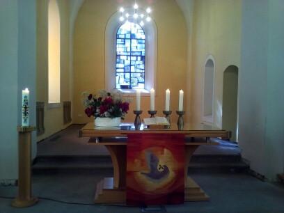 Gottesdienst an Pfingstsonntag, 23.05.2021