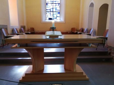 Gottesdienst am Karfreitag,   den 2.4.2021
