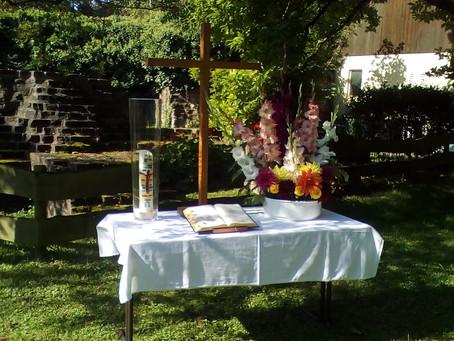 Gottesdienst am 15. Sonntag nach Trinitatis, 12.09.2021