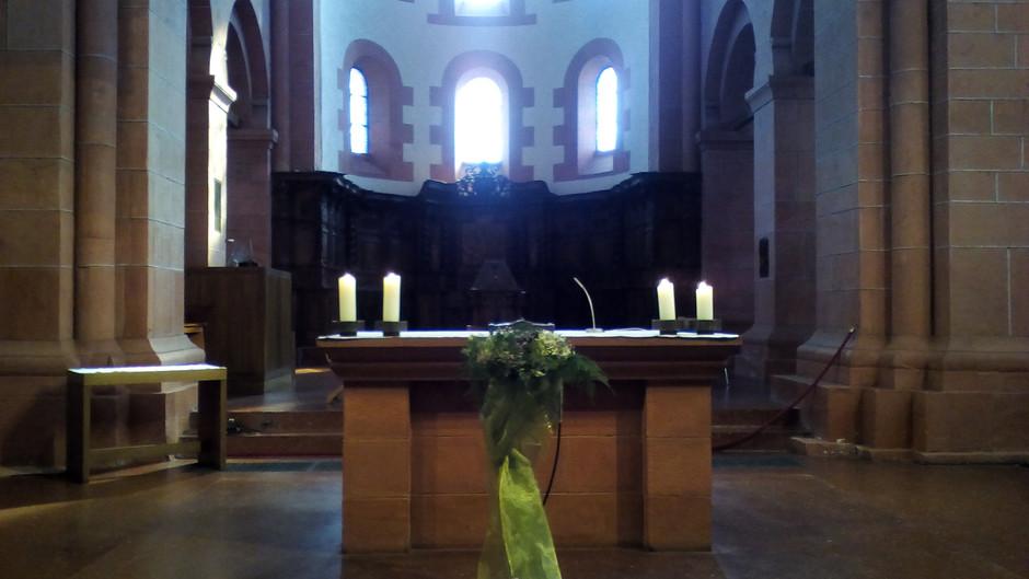 Gottesdienst am 16. Sonntag nach Trinitatis, 19.09.2021