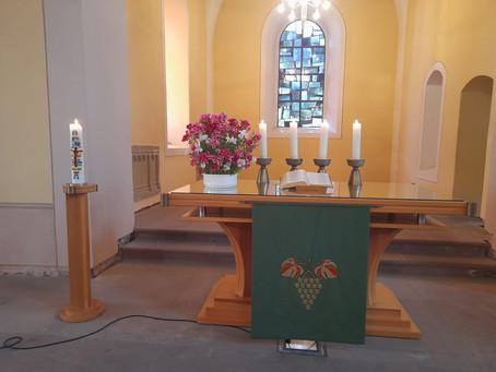 Gottesdienst am 4. Sonntag nach Trinitatis, 27.06.2021