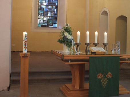 Gottesdienst am 7. Sonntag nach Trinitatis, 18.07.2021