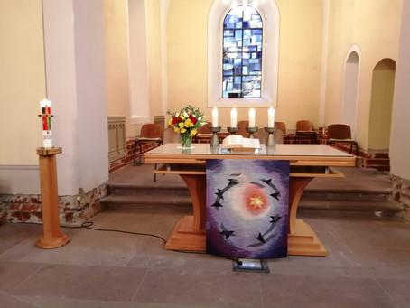 Gottesdienst am Sonntag Judica, den 21.3.2021