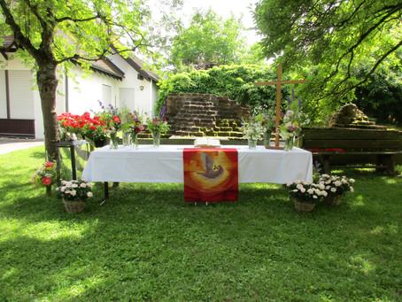 Konfirmationsgottesdienst am Sonntag, den 20.06.2021
