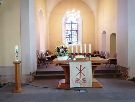 Gottesdienst am Ostermontag, den 5.4.2021