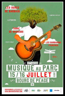 . Musique au Parc 2011 .