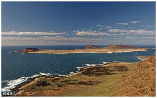 . Canary Islands .