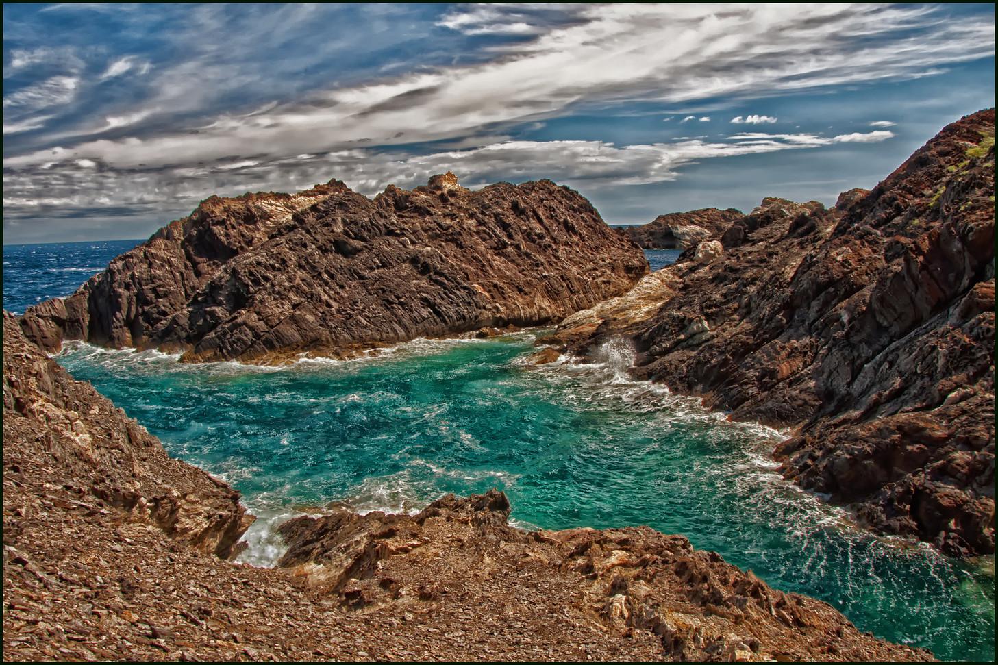 . Parc Natural del Cap de Creus .