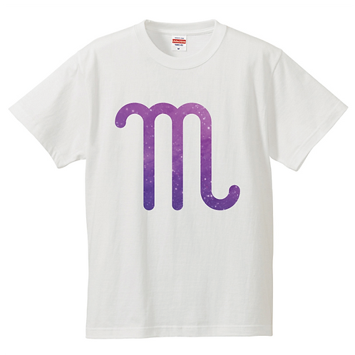 [OMOROTOY.Lab]さそり座Tシャツ