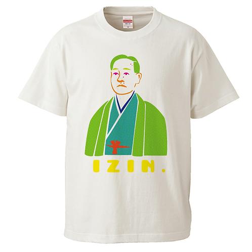 [OMOROTOY.Lab]IZINTシャツ