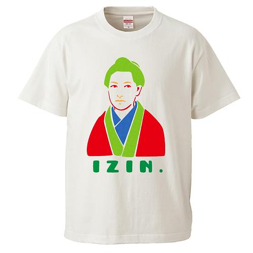[OMOROTOY.Lab]IZINTシャツⅢ