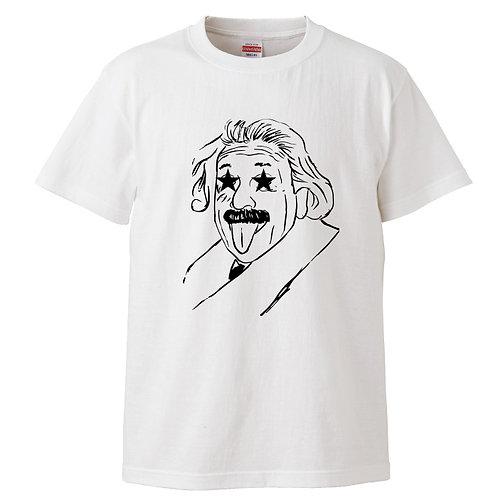 [OMOROTOY.Lab]手書きTシャツ-ホワイト