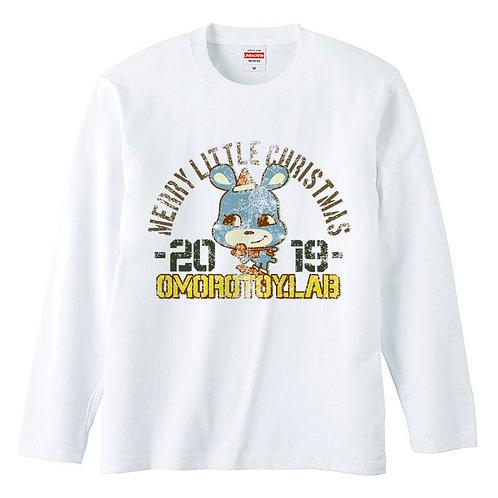 【OMOROTOY-Lab】Original  Character Long shirt