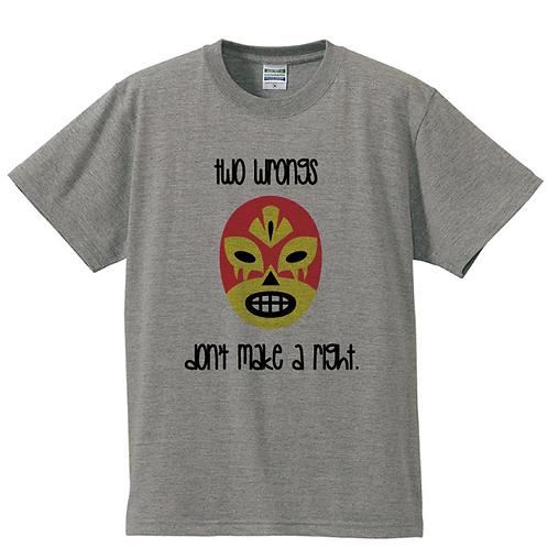 [OMOROTOY.Lab]マスクマンTシャツ