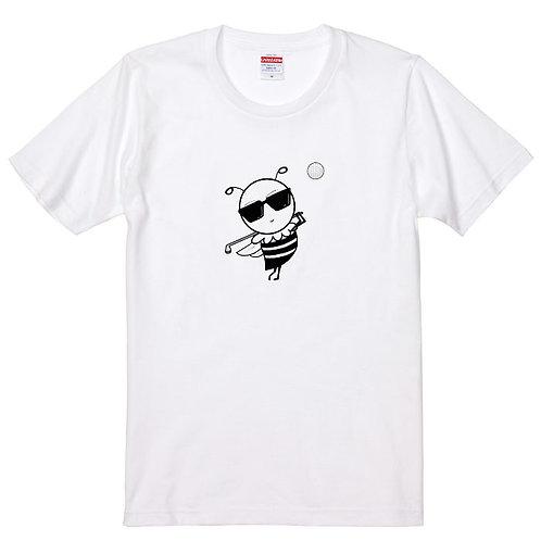 【LAVIEL】ミツパチーノゴルフTシャツ