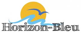 logo résidence horizon bleu