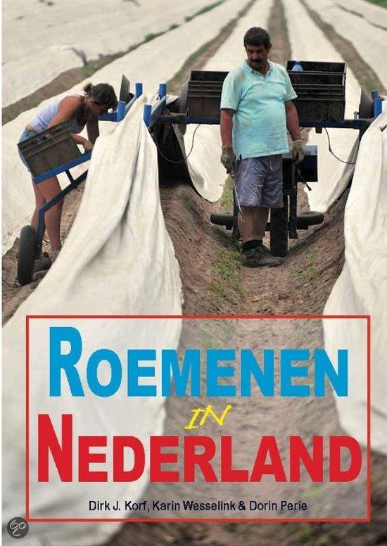Roemenen in Nederland