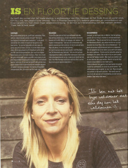 Interview Floortje Dessing