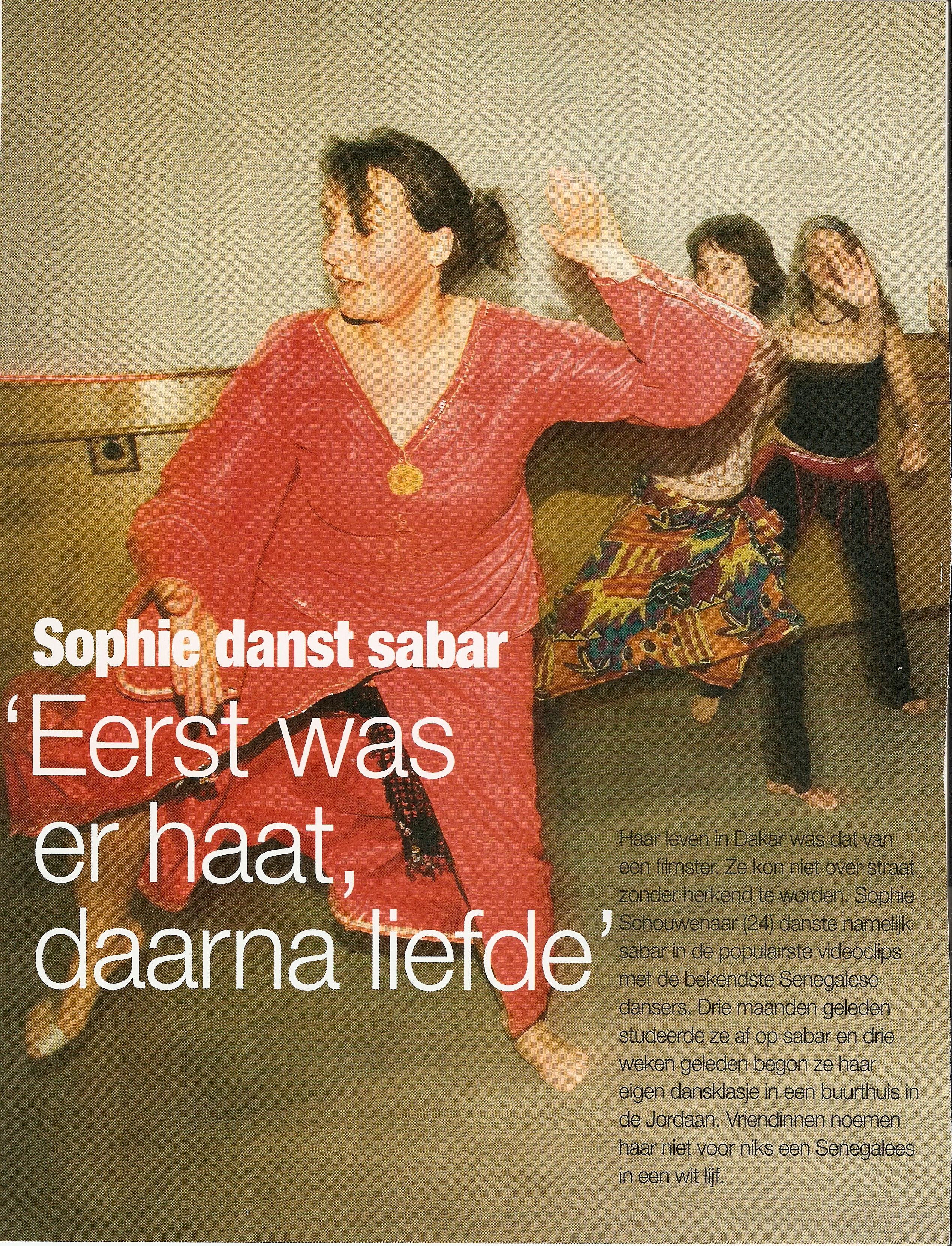 Colorfull Magazine_Sofie danst sabar